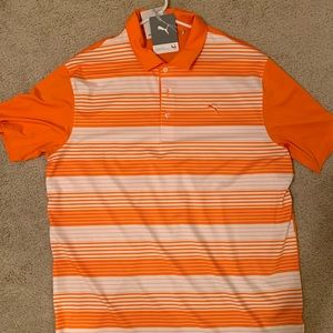 NWT PUMA Men's Polo Large